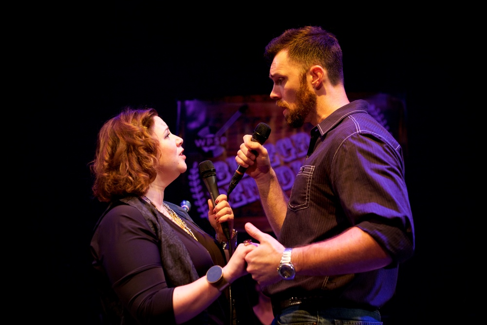 Karen Lange & James Finley