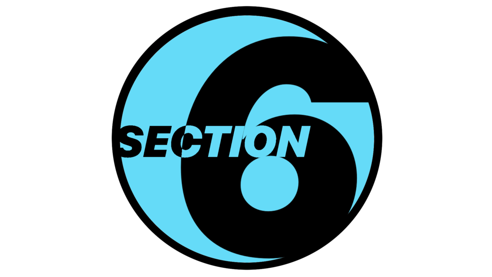 SECTION6LOGOblueblack.png