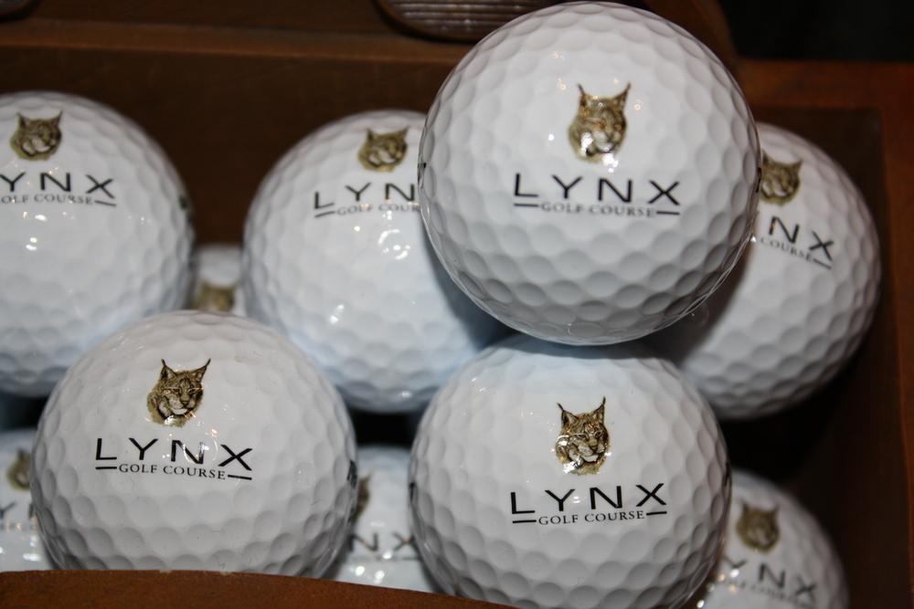 LYNX GC Golf Balls