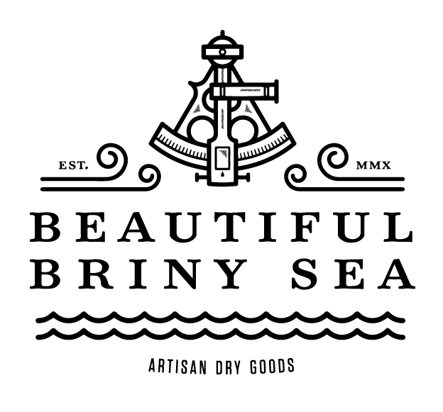 Beautiful Briny Sea