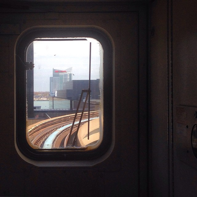 Detroit transit!