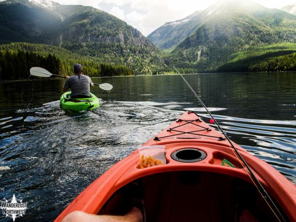 Kayaking-Holland-Lake-Montana
