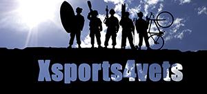 XSports4Vets Logo