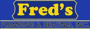 Fred's Plumbing Missoula logo