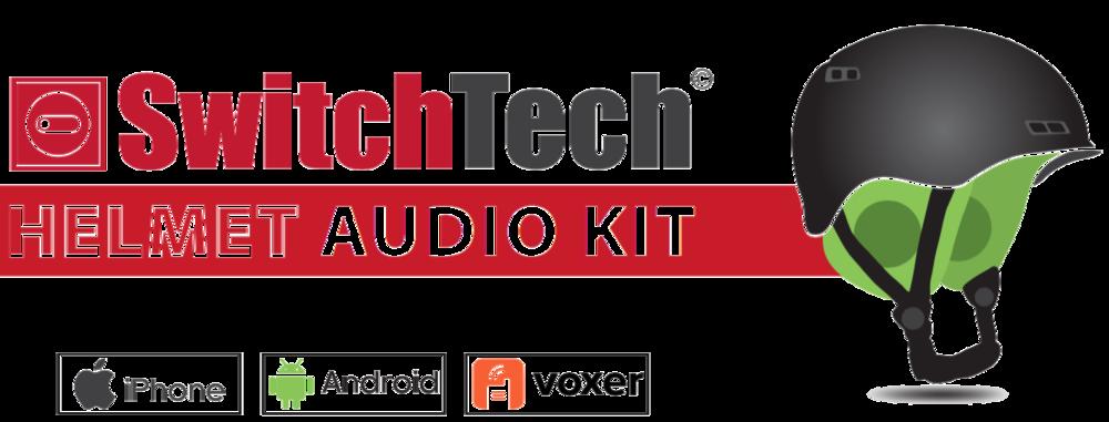 SwitchTech Helmet Audio Kit logo