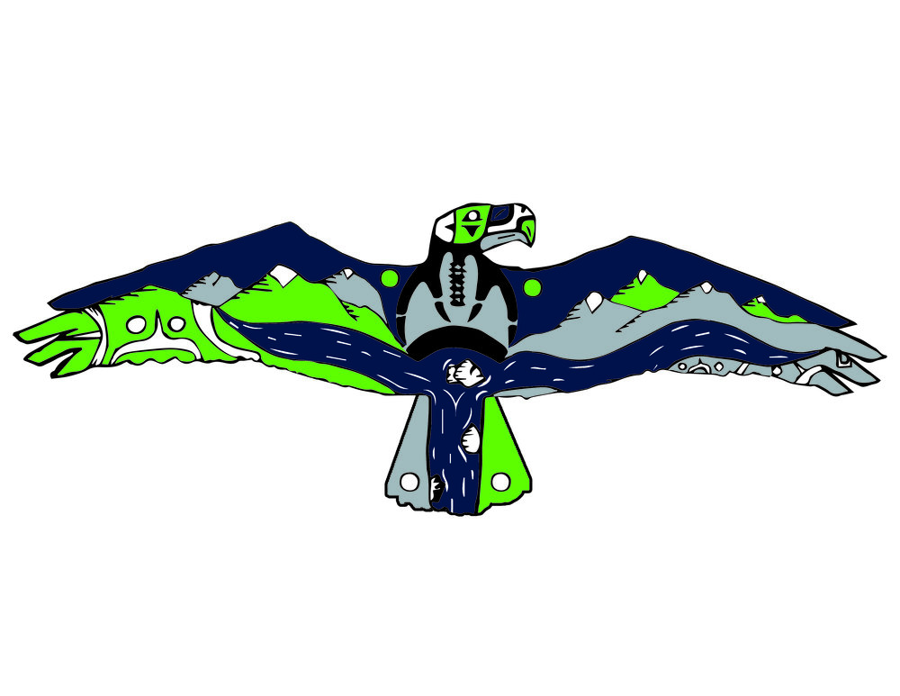 Montana Sea Hawkers Logo