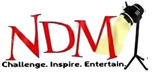 NDM Productions Great Falls Logo
