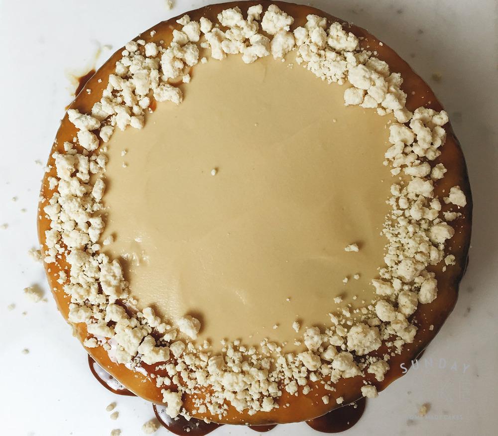 Salted Caramel Cake