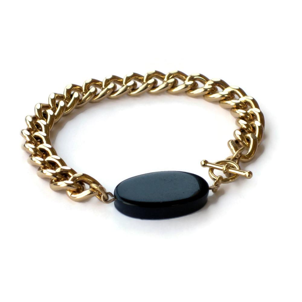 Ovaltine bracelet black