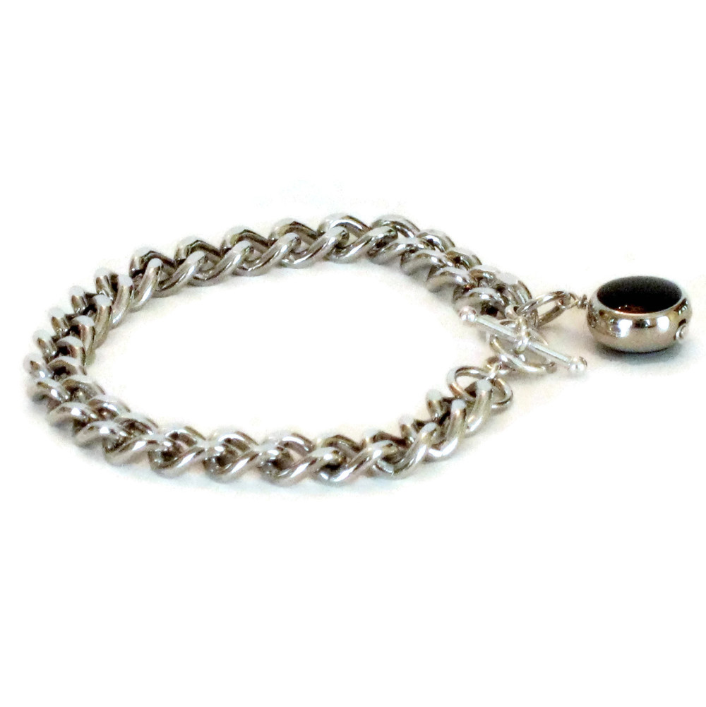 I Want Candy toggle bracelet- Black