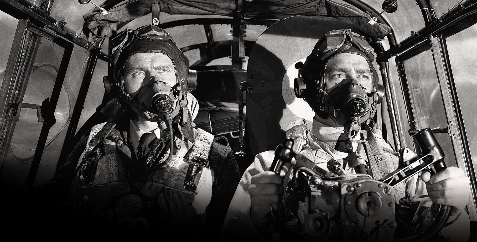 War Movie : The Dam Busters - 1955