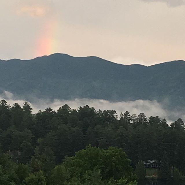 Amazing #rainbow 🌈💗