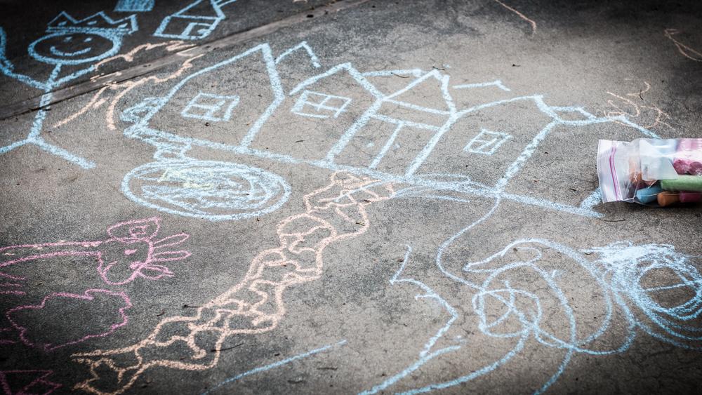Utah Foster Care Chalk Art Festival, 2015, Gateway, Salt Lake City, UT