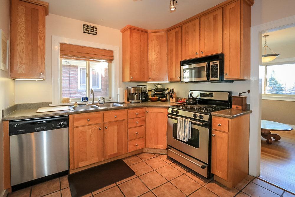 Kitchen -703 4th Ave, Salt Lake City, UT 84103