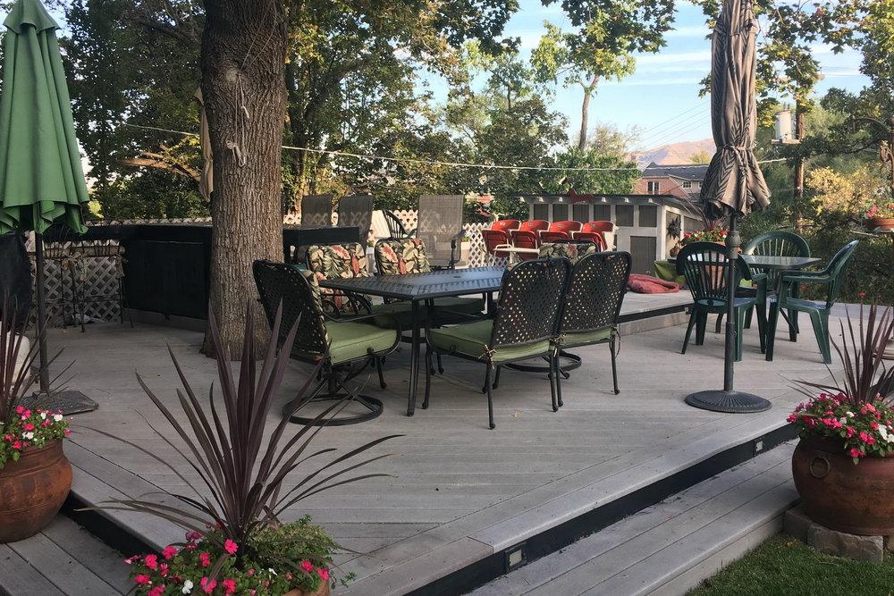 Amazing Deck - - 1429 E Michigan Ave, Salt Lake City, UT 84105