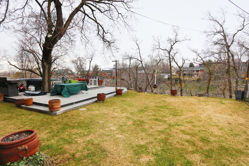 Backyard - 1429 E Michigan Ave, Salt Lake City, UT 84105