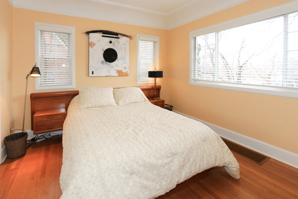Main Floor Bedroom - 1429 E Michigan Ave, Salt Lake City, UT 84105