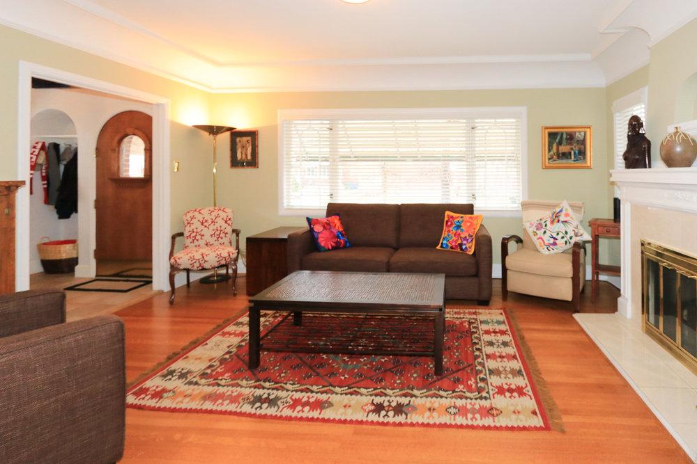Living Room - 1429 E Michigan Ave, Salt Lake City, UT 84105