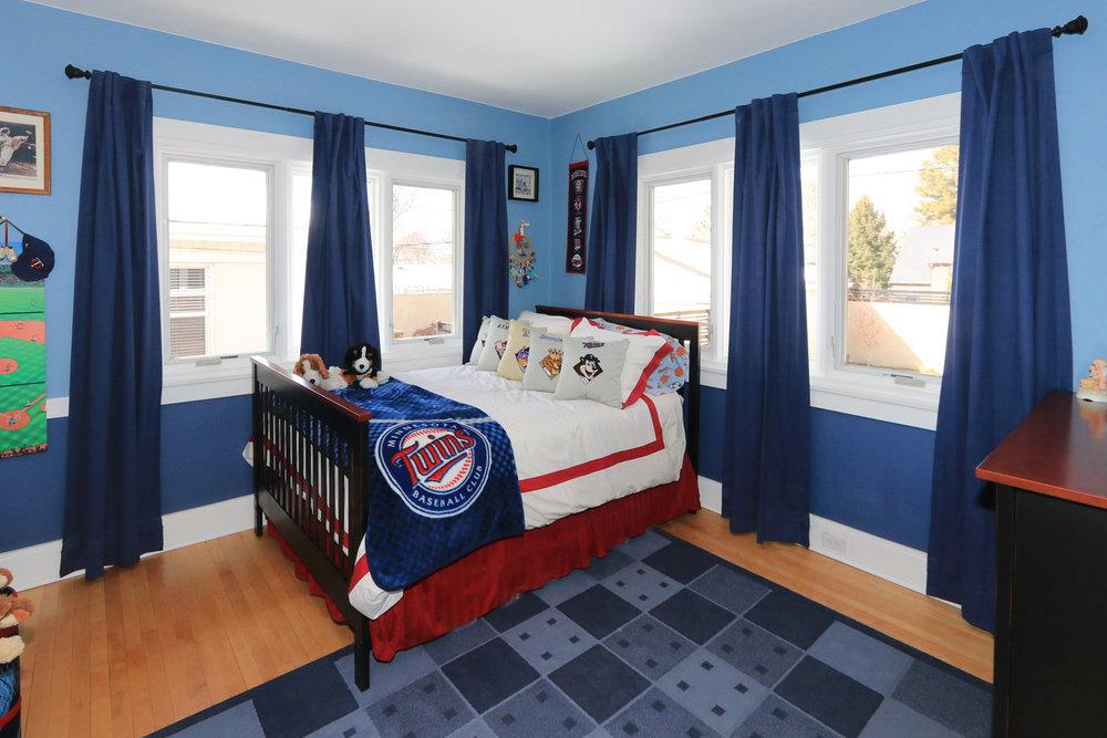Bedroom 2 - 1571 E Harvard Ave, Salt Lake City, UT 84105