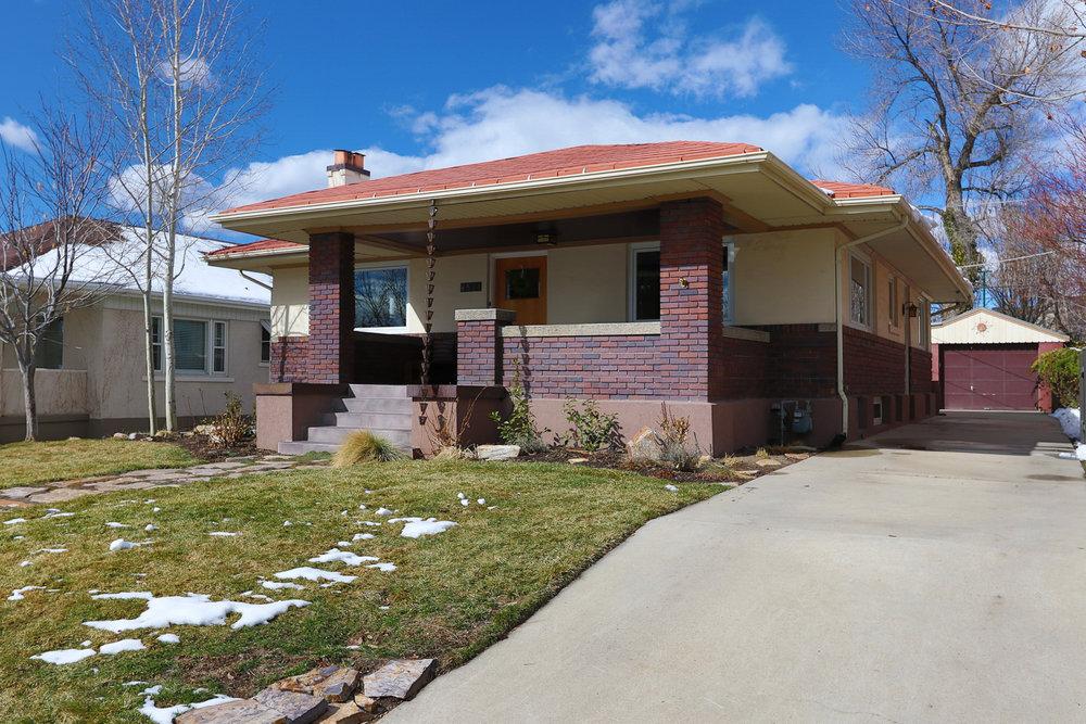 Exterior - 1571 E Harvard Ave, Salt Lake City, UT 84105