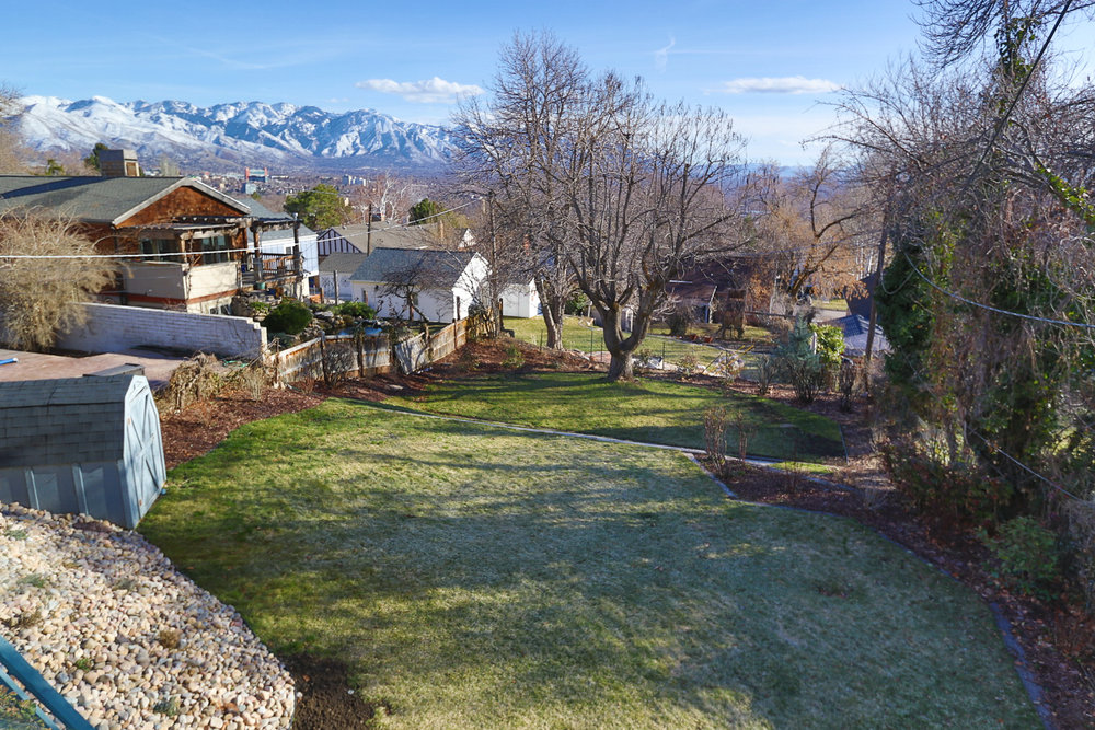 Backyard - 526 11th Ave, Salt Lake City, UT 84103