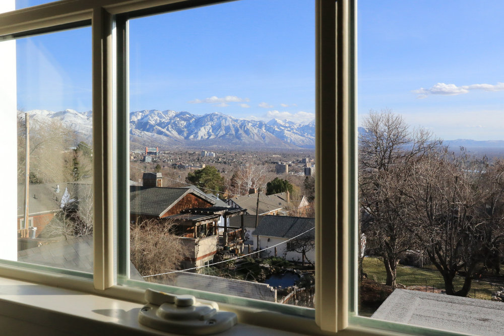 Sunroom View - 526 11th Ave, Salt Lake City, UT 84103