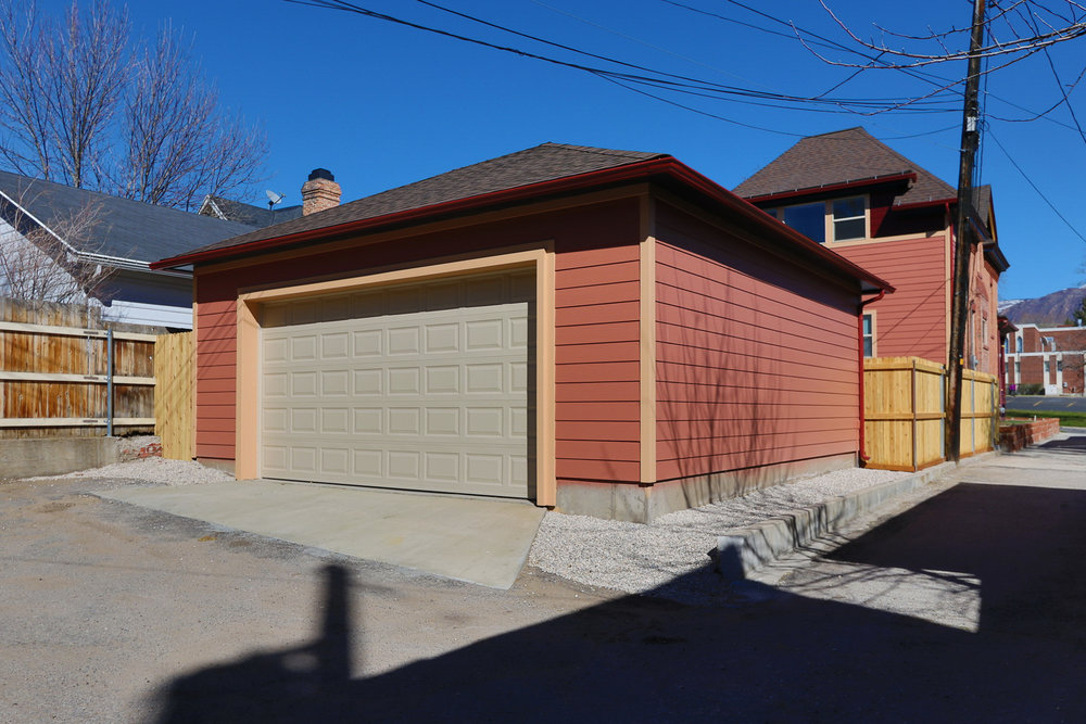 Garage - 67 J St, Salt Lake City, UT 84103