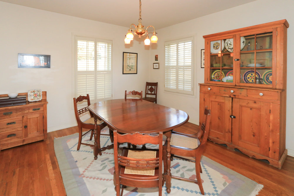 526 11th Ave Dining Room