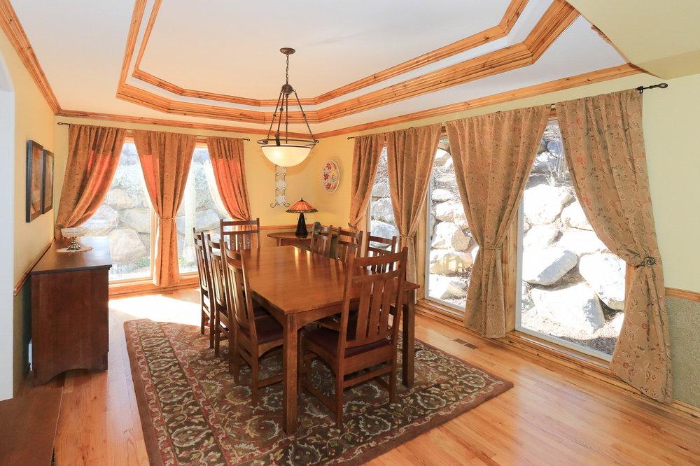 Dining Room - 349 Middle Oak Ln, Emigration Canyon, UT 84108
