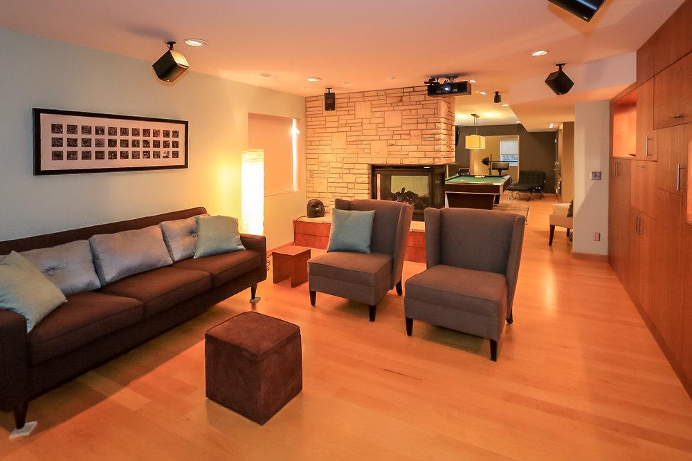 Rec Room - 349 Middle Oak Ln, Emigration Canyon, UT 84108