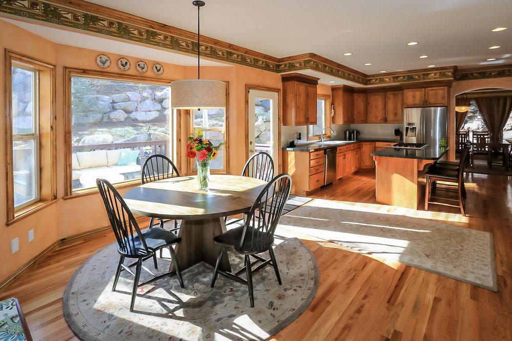 Semi Formal Dining - 349 Middle Oak Ln, Emigration Canyon, UT 84108