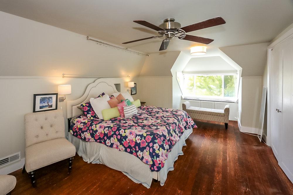 440 J St Master Bedroom