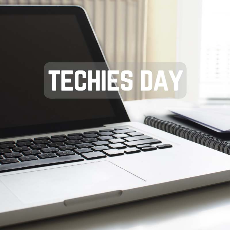 It's Techies Day