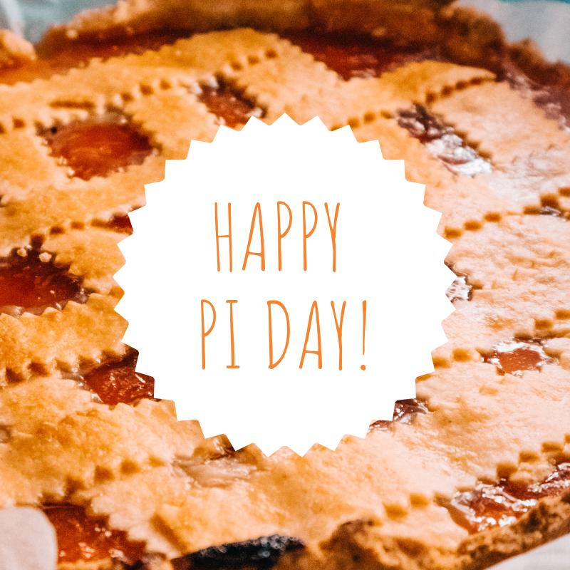It's Pie Day