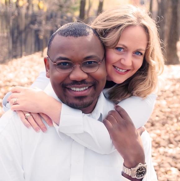 Andrew and Mona Nkoyoyo