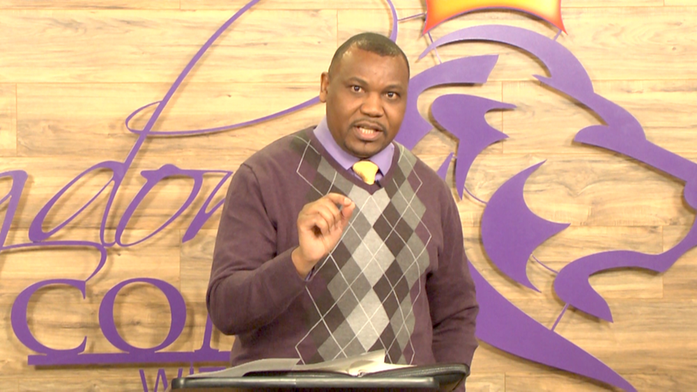 Andrew Sharing God's Message For America. Playing Now At www.Kingdomimpactministry.org And Kingdom Impact Network On Roku, Amazon Fire TV, Google TV & iTunes