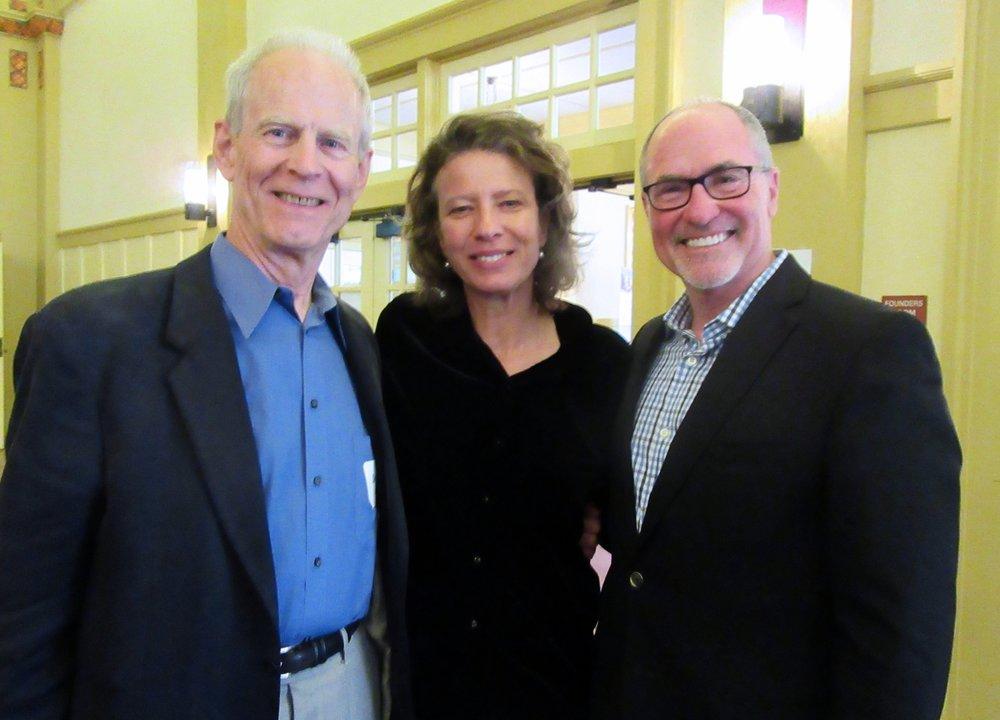 Dennis Allen, Ellen Bildsten, Gregg Hart