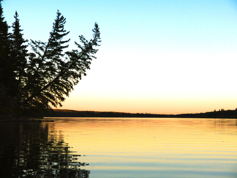 Parr Hill Lake