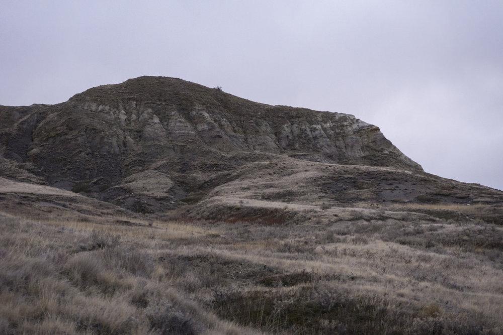 Ascending 70 Mile Butte (Goodson)