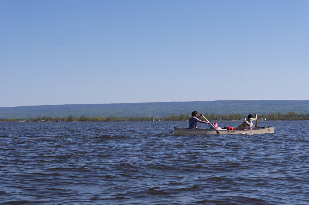 Paddling to Porcupine Mountain (Goodson)