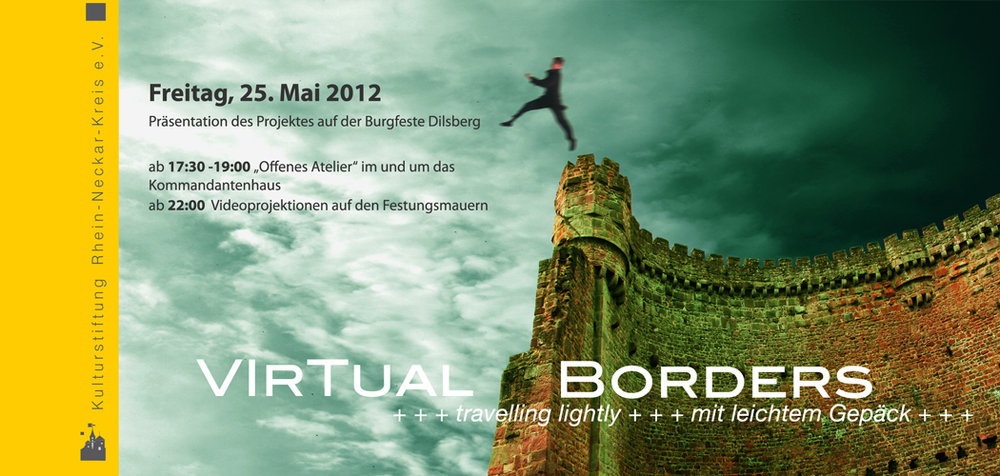 Virtual Borders+ + + an international media art project + + + - 25.05.2012