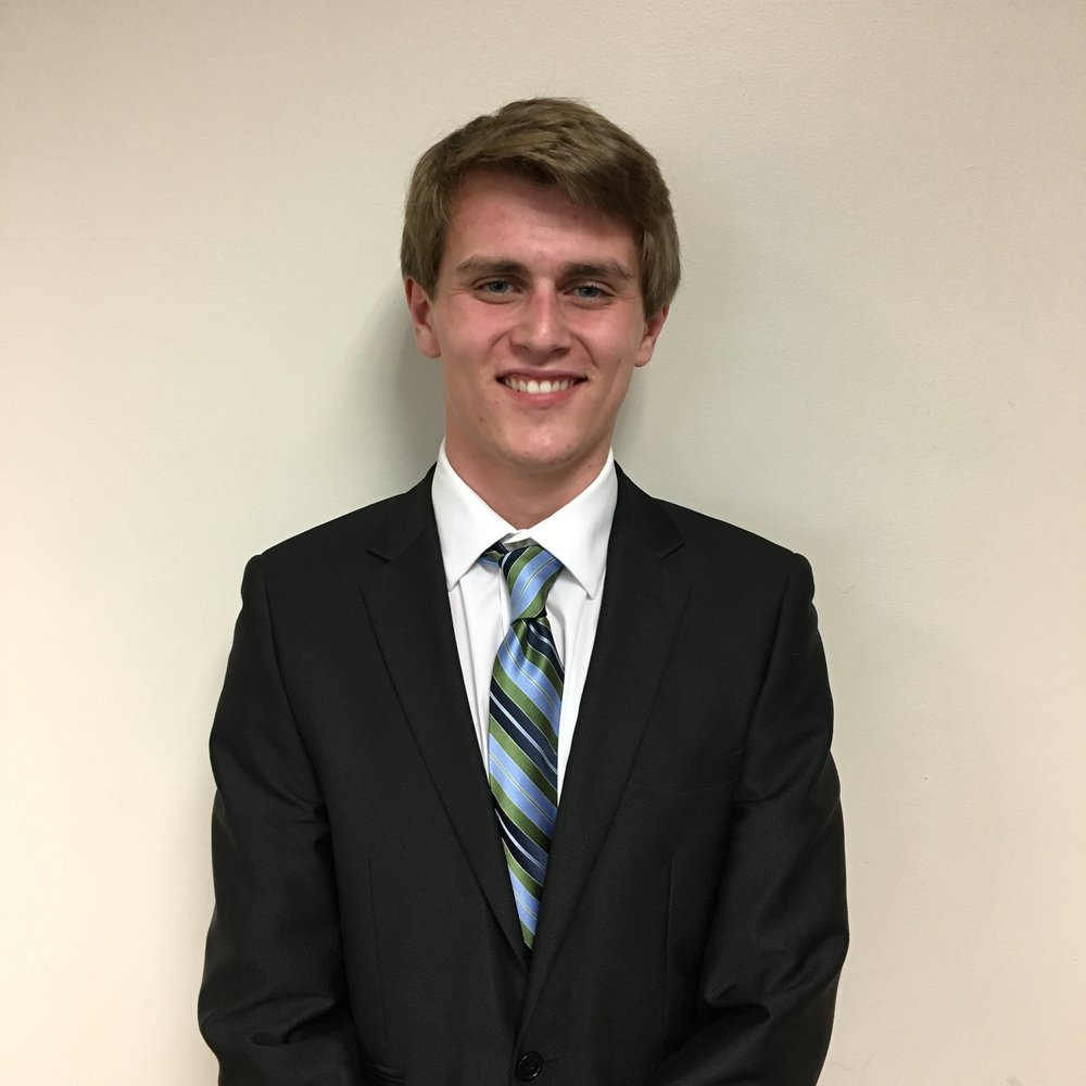 Oliver Lierz - Junior, Chemical EngineeringAsheville, NCFormer TreasurerUndergraduate ResearchScholars ProgramFounder of ANABrotherhood Committee