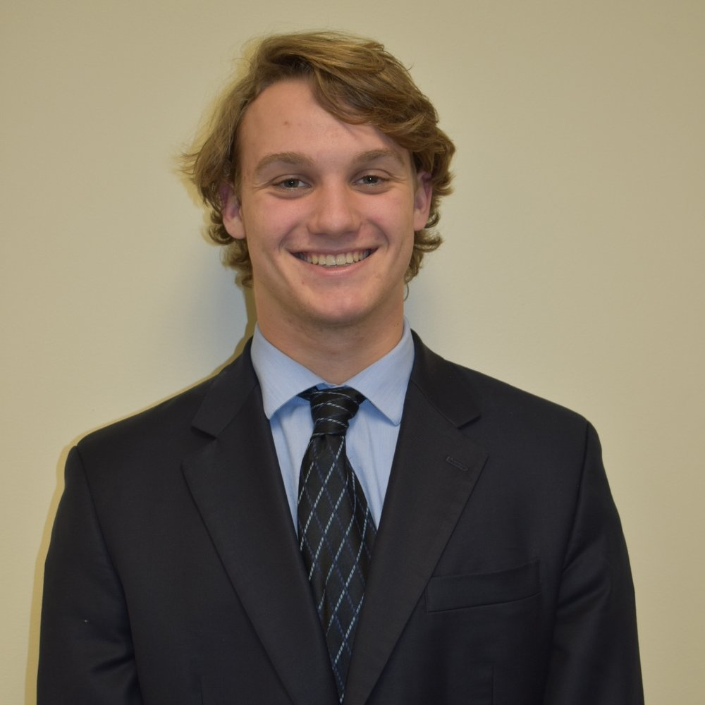 Peter Dwyer, Brother Advocate - Sophomore, Computer ScienceWaxhaw, NCRushed Spring 2018HackPackClub SwimBoxing ClubCyber Security Intern at Bank of America