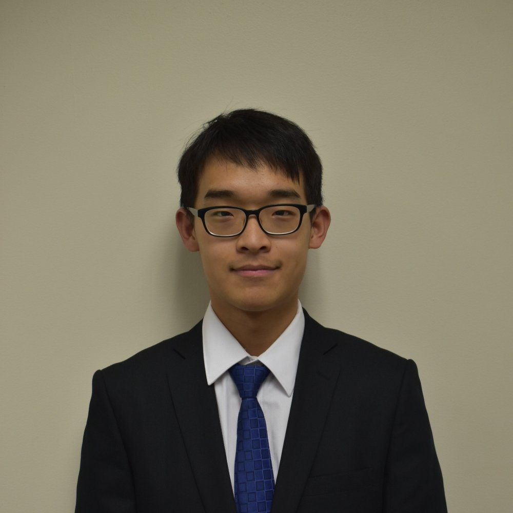 Stanley Li - Junior, Electrical Engineering