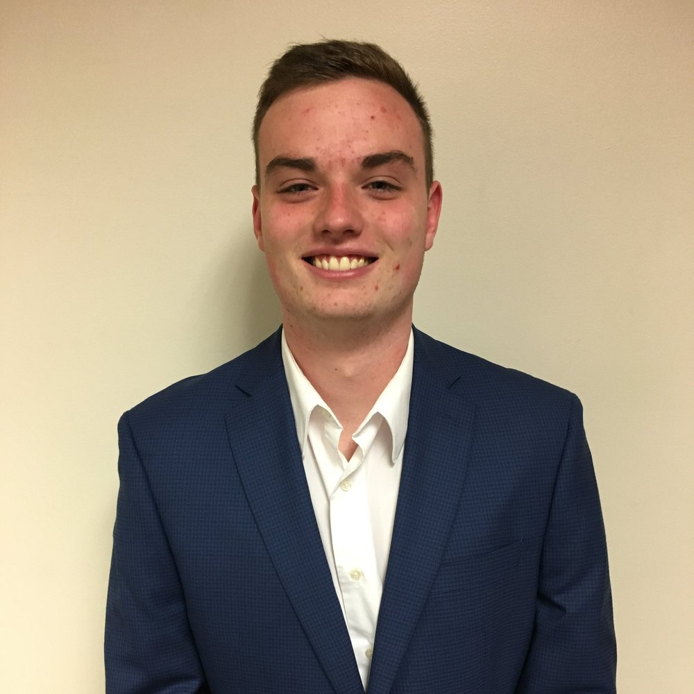 Darren McCaughan, Inner Guard - Junior, Mechanical EngineeringNew Kent, VAInternship at eCMMSPR Committee