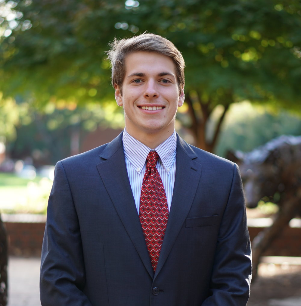 Conrad Weiden - Sophomore, Mechanical EngineeringChapel Hill, NCLCMASMEPhilanthropy Committee