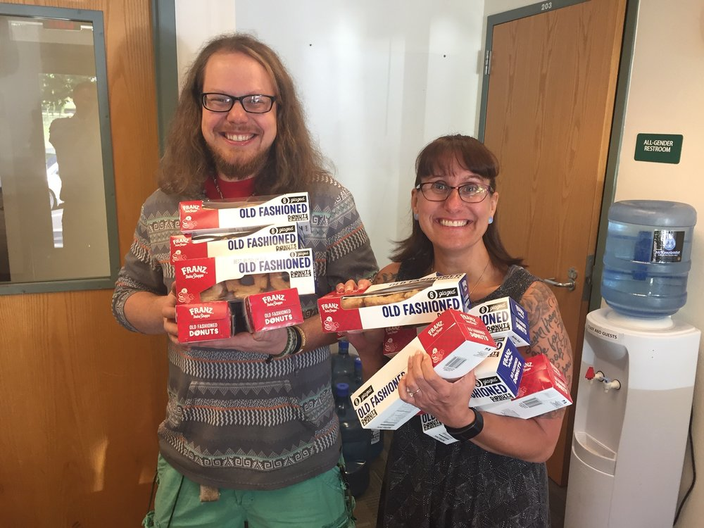 Thank a Youth Worker Day - Treats for Our Dedicated Staff! — Looking