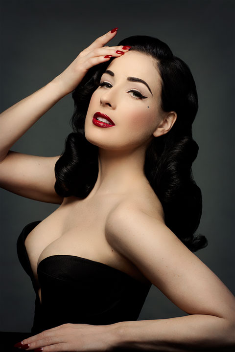 Photo from Dita's Website