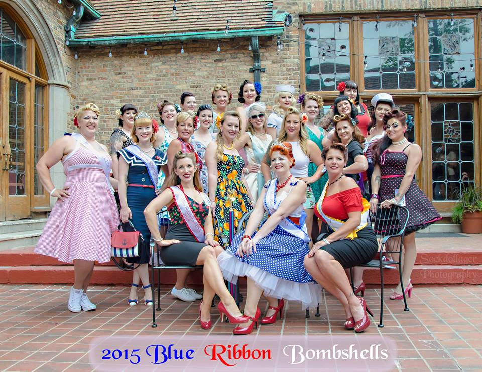 So many pinups! Photo by  Sockdollager Photography