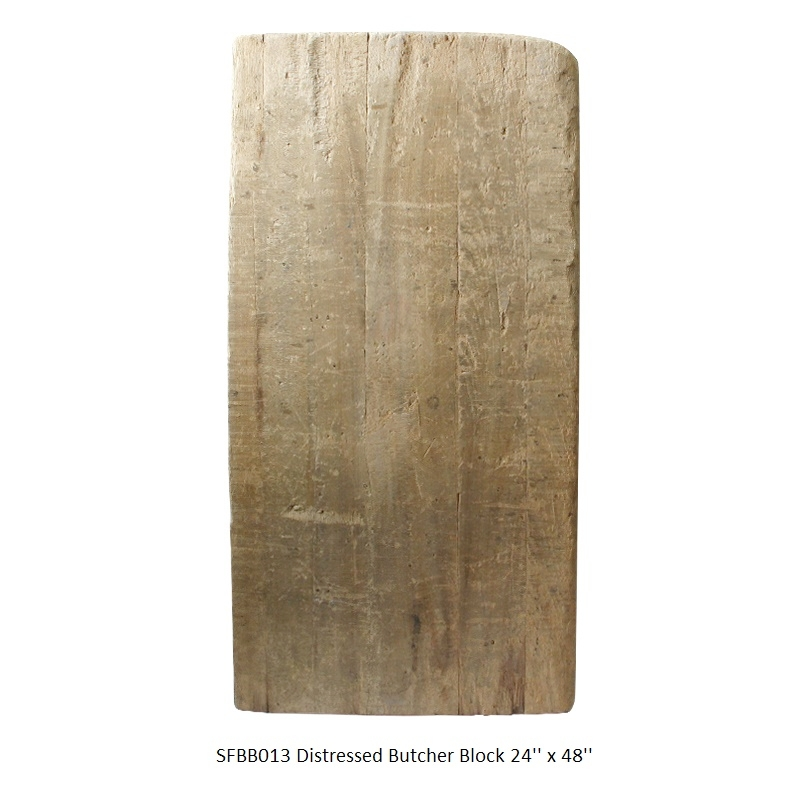 SFBB013 Distressed Butcher Block 24_ x 48_  copy.JPG